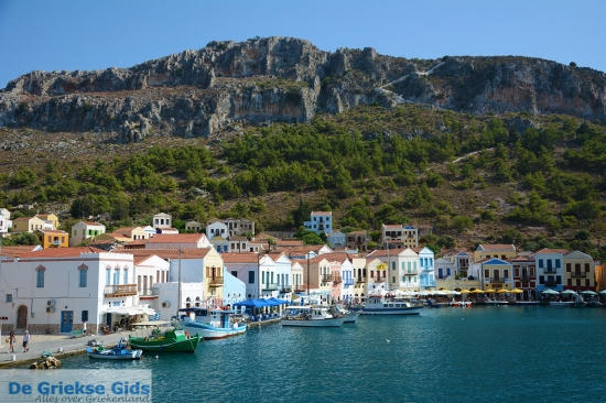 Kastelorizo Griekenland